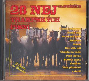 Obrázok 28 nejslavnějších trampských písní