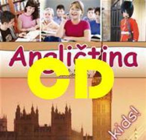 Obrázok CD Angličtina pro 6. ročník ZŠ 2CD