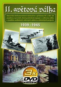 Obrázok 2. světová válka 1939-1945 3 DVD