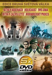 Obrázok 2. světová válka 5 DVD