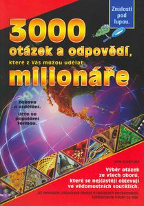 Obrázok 3000 otázek a odpovědí, které z Vás můžou udělat milionáře