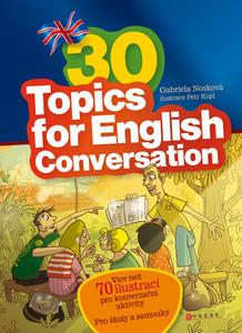Obrázok 30 Topics for English Conversation
