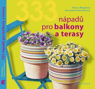 Obrázok 333 nápadů pro balkony a terasy