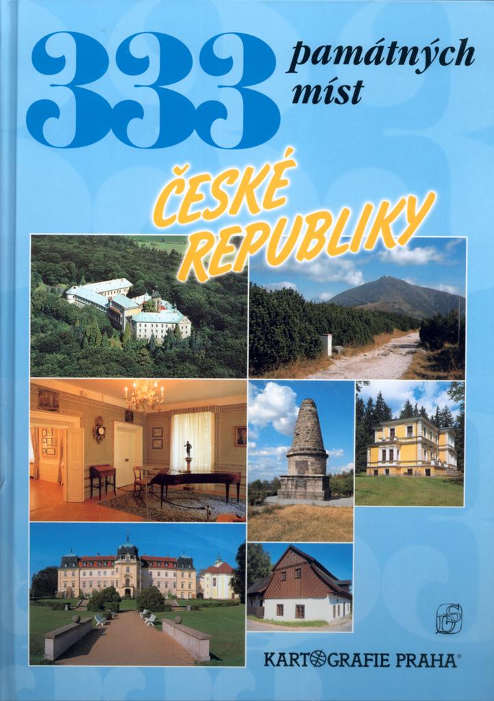 333 památných míst České republiky - Petr David