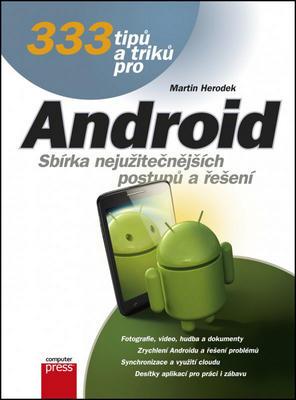 Obrázok 333 tipů a triků pro Android