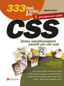 Obrázok 333 tipů a triků pro CSS
