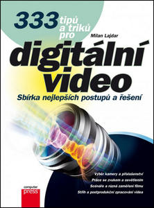Obrázok 333 tipů a triků pro digitální video