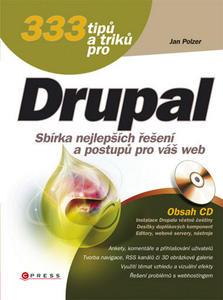 Obrázok 333 tipů a triků pro Drupal