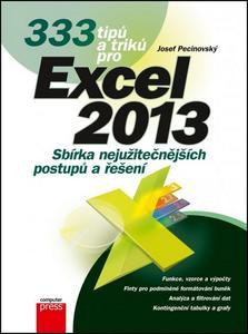 Obrázok 333 tipů a triků pro Excel 2013