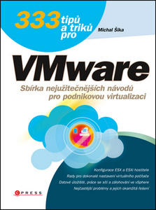 Obrázok 333 tipů a triků pro VMware