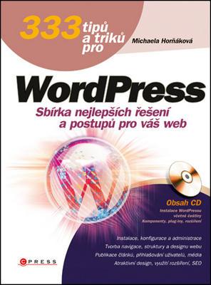 Obrázok 333 tipů a triků pro WordPress