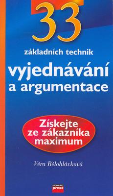Obrázok 33 základních technik vyjednávání a argumentace