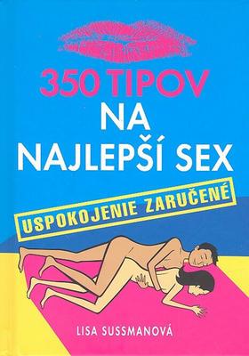 Obrázok 350 tipov na najlepší sex