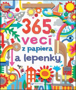 Obrázok 365 vecí z papiera a lepenky