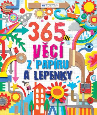 Obrázok 365 věcí z papíru a lepenky