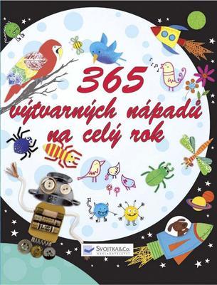 365 výtvarných nápadů na celý rok