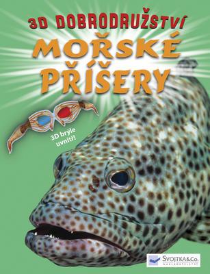 Obrázok 3D dobrodružství Mořské příšery