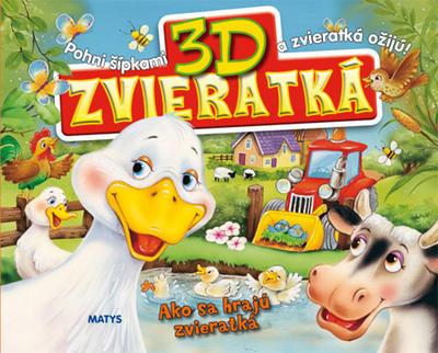 Picture of 3D zvieratká