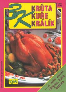 Obrázok 3K - Krůta, kuře, králík