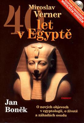 40 let v Egyptě + DVD