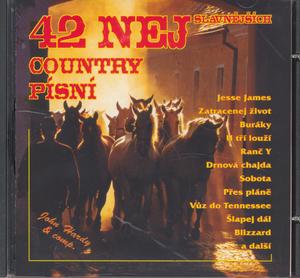 Obrázok 42 nejslavnějších country písní