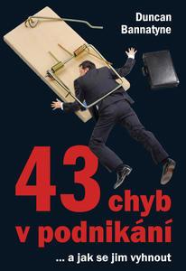 Obrázok 43 chyb v podnikání