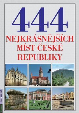 Obrázok 444 nejkrásnějších míst České republiky