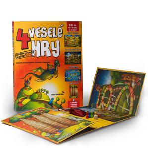 Obrázok 4 veselé hry