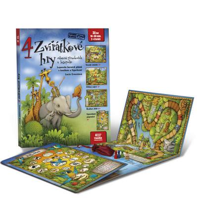 Obrázok 4 zvířátkové hry