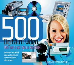 Obrázok 500 Digitální video