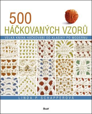 Obrázok 500 háčkovaných vzorů