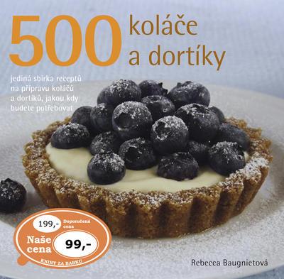 500 koláče a dortíky