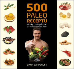 Obrázok 500 paleo receptů