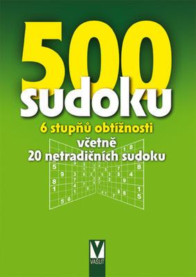 Obrázok 500 sudoku