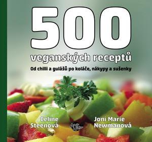Obrázok 500 veganských receptů