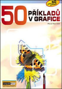 Obrázok 50 příkladů v grafice + DVD