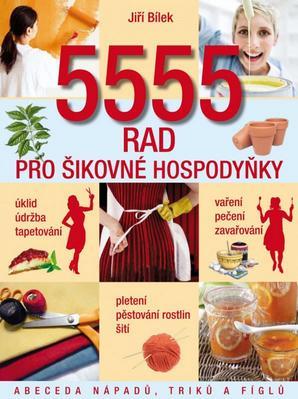Obrázok 5555 rad pro šikovné hospodyňky