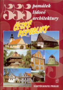 Obrázok 555 památek lidové architektury České republiky