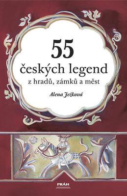 55 českých legend