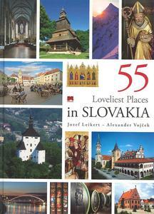 Obrázok 55 loveliest places in Slovakia