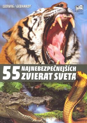 Obrázok 55 najnebezpečnejších zvierat