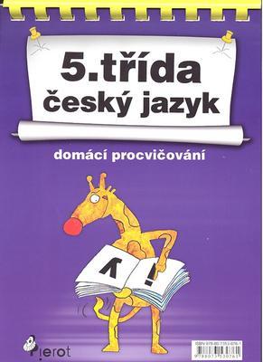 5.třída Český jazyk