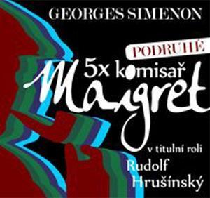 Obrázok 5x komisař Maigret podruhé