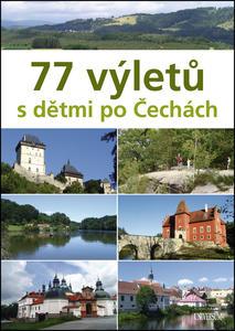 Obrázok 77 výletů s dětmi po Čechách