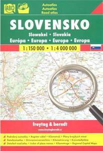 Obrázok AA Slovensko 1:150 000
