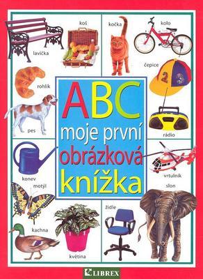 Obrázok ABC moje první obrázková knížka