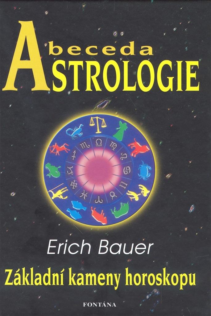 Abeceda astrologie