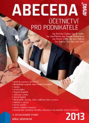 Obrázok Abeceda účetnictví pro podnikatele 2013