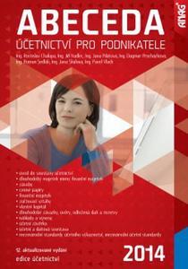 Obrázok Abeceda účetnictví pro podnikatele 2014