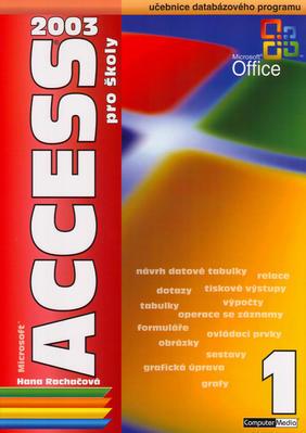 Obrázok Access 2003 pro školy 1.díl